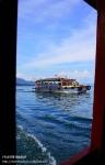 Riyanthi-Danau Toba-Kapal Motor Menuju Parapat Ajibata